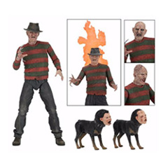 NECA - NIGHTMARE ON ELM STREET PT 2 ULTIMATE FREDDY FIGURE