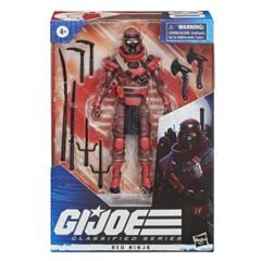 G.I. Joe Classified Series Action Figure - Red Ninja