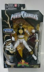 Power Rangers - White Ranger Limited Edition