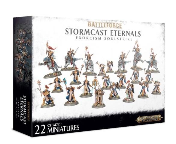 Battleforce: Stormcast Eternals Exorcism Soulstrike