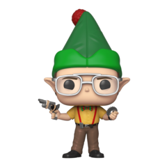 Dwight Schrute As Elf - Funko Pop