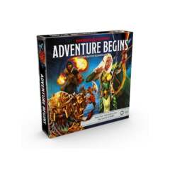 D&D Adventure Begins Board Game