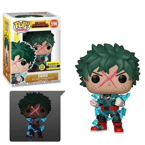 Funko Pop - Deku Full Cowl Glow-in-the-Dark!