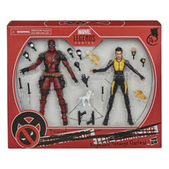 Marvel Legends - Deadpool and Negasonic Teenage Warhead 2-Pack
