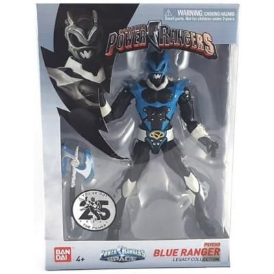 Power Rangers Legacy Collection - Space Psycho Blue Ranger