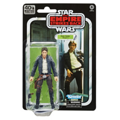 Star Wars Black Series 40th Anniversary Empire Strikes Back - Han Solo (Bespin)