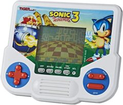 Tiger Electronics Handheld Video Game - Sonic 3