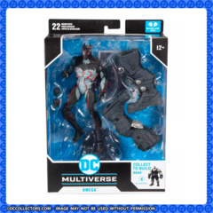 DC Multiverse: Last Knight on Earth Omega (Collect to Build Bane)