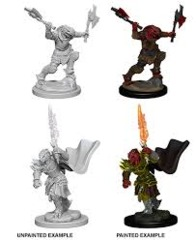 Nolzur's Marvelous Unpainted Miniatures - Orcs - Dungeons & Dragons