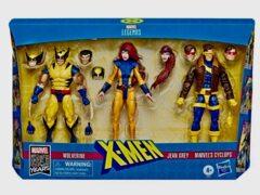 Marvel Legends - X-Men 3-Pack (Wolverine Jean Grey Cyclops)