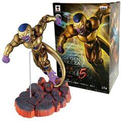 Dragon Ball Super Banpresto Sculptures 5 Vol. 2 Golden Form Frieza