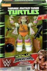 Teenage Mutant Ninja Turtles Ninja Superstars - Donatello The Ultimate Warrior