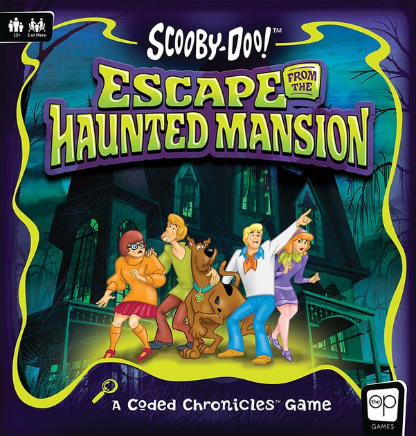 CODED CHRONICLES: SCOOBY-DOO ESCAPE ROOM GAME