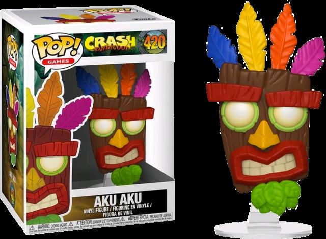 Aku Aku - Funko Pop! Vinyl Figure