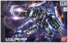 HGTB 1/144 Full Armor Gundam (Gundam Thunderbolt Anime Color Ver)