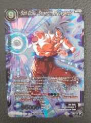 Son Goku, Strength of Legends - DB2-131 - SR (Alternate Art)