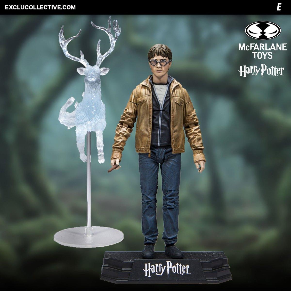 McFarlane Harry Potter Action Figure - Harry