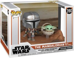 Pop! Moment Star Wars: The Mandalorian