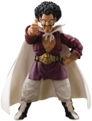 S.H. Figuarts - Dragon Ball Super Mr. Satan (Hercule)