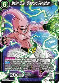 Majin Buu, Diabolic Punisher - P-196 PR