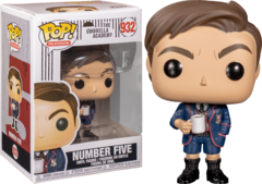 The Umbrella Academy - Number Five Pop! Vinyl Figure