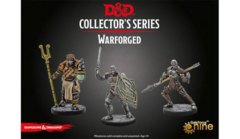 Dungeons & Dragons Collector's Series - Warforged
