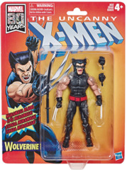 Marvel Legends The Uncanny X-Men - Wolverine