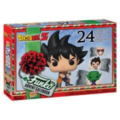 Dragonball Z Advent Calendar Funko Pop
