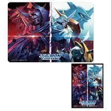 Digimon Card Game: Tamer's Set 02 (Exclusive Playmat and Exclusive Sleeves)