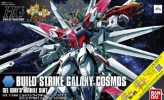 HG - 1/144 Build Strike Galaxy Cosmos Sei Iori's Mobile Suit