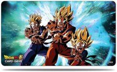 Ultra Por - Dragon Ball Super Playmat:  Family Kamehameha