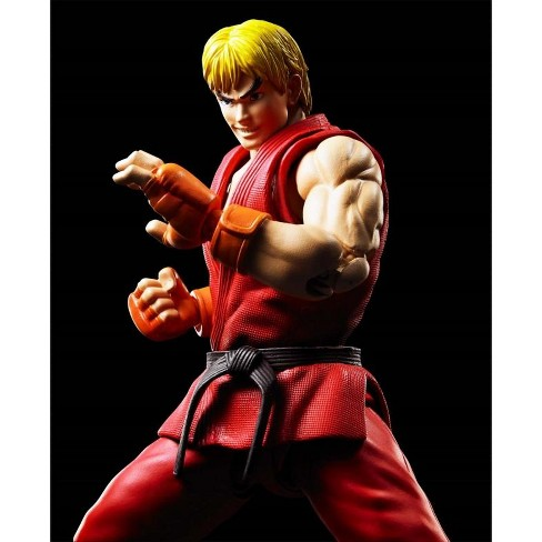 S.H. Figuarts - Street Fighter Ken Masters