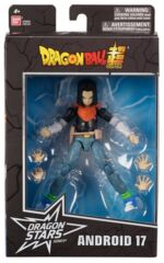 Android 17 - Dragon Stars Series Figure