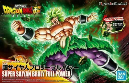 Dragon Ball Z Figure-rise Super Saiyan Broly Full Power