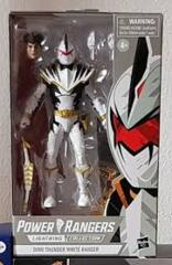Dino Thunder White Ranger Lightning Collection