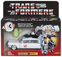 Transformers - Ectotron Ecto-1 Exclusive Figure
