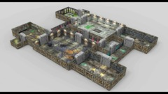 Tenfold Dungeon: SCI-FI SETTING - THE FACILITY
