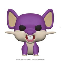 Pokemon Rattata  Funko Pop! Vinyl Figure