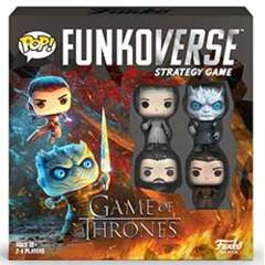 FUNKOVERSE 4PK GAME OF THRONES 100 Board Game