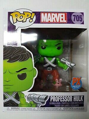 Funko Pop - MARVEL PROFESSOR HULK 6 PX Exclusive