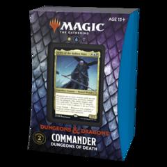 Adventures in the Forgotten Realms Commander Deck: Dungeons of Death