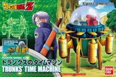 Figure-Rise Dragon Ball Z Time Machine