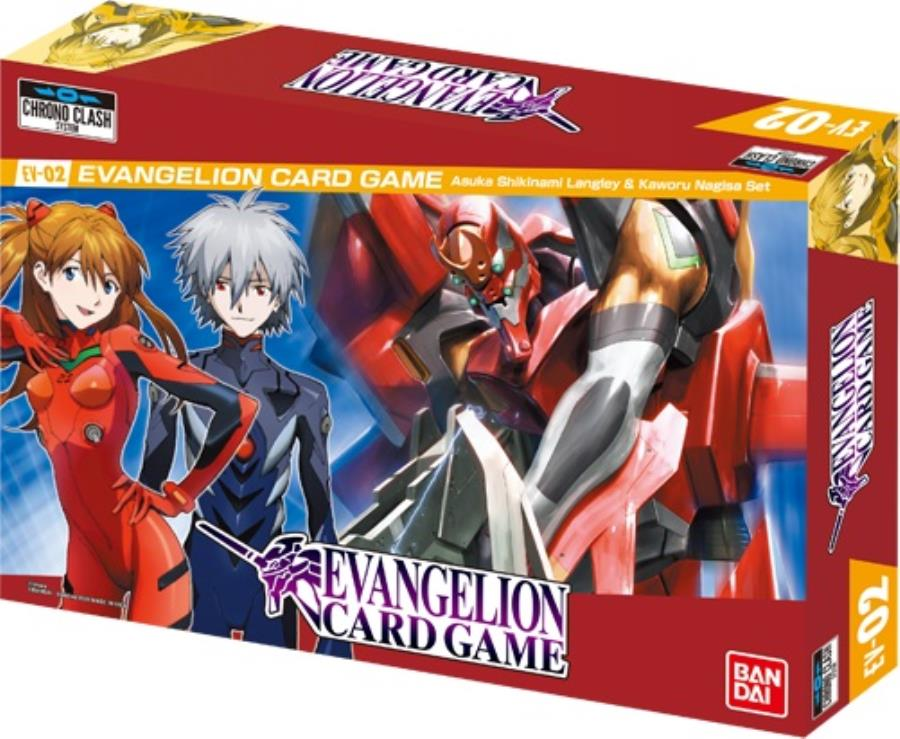 Evangelion Set EV-02