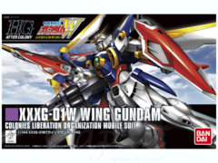 HG 1/144 Wing Gundam