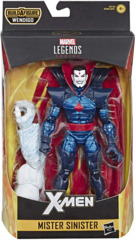 Marvel Legends - Mr. Sinister (Wendigo BAF)