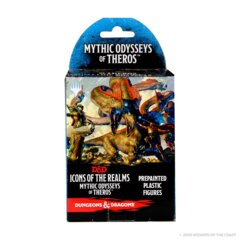 Icons of the Realms - Mythic Odysseys of Theros Booster Pack
