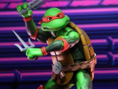 Neca - TMNT Turtles in Time Figure - Raphael