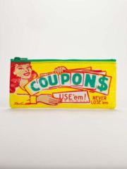 Coupons Pencil Case