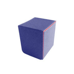 Dex Protection Creation Deck Box Small Dark Blue