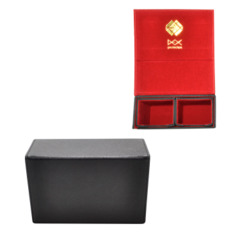 Dex Protection Dualist Deck Box Black